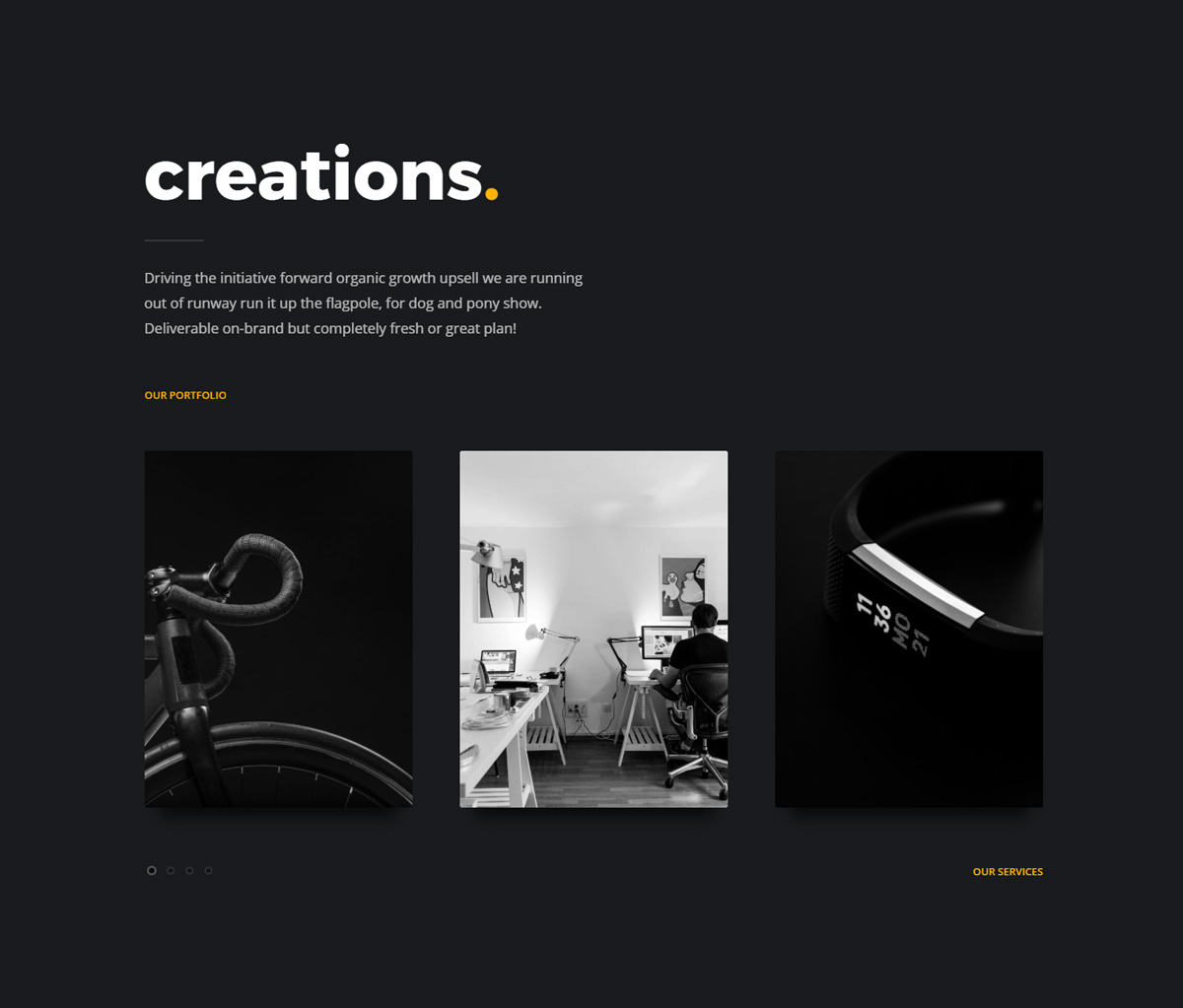 About Creative