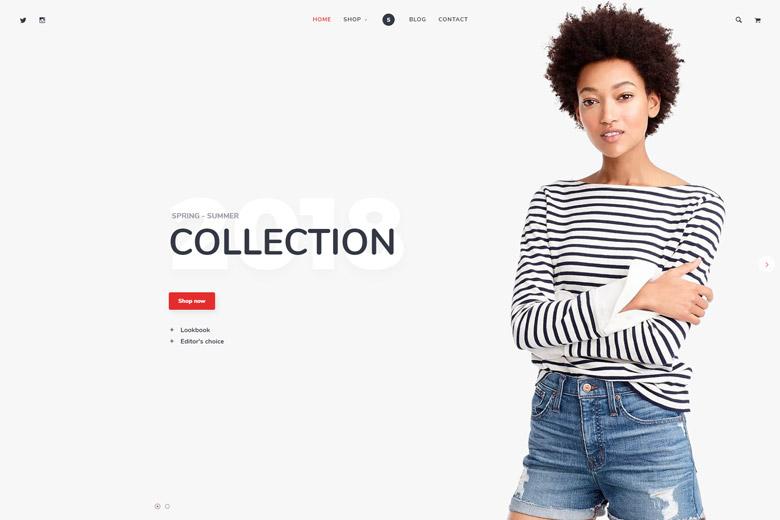 Shopsy – Fashion Store WordPress Theme