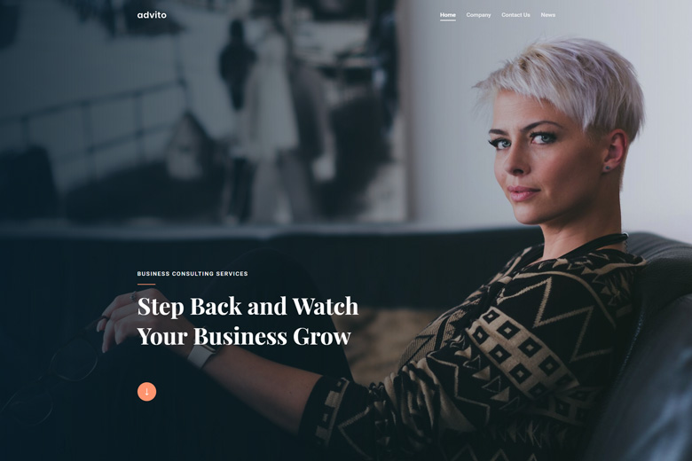 Advito – Business WordPress Theme