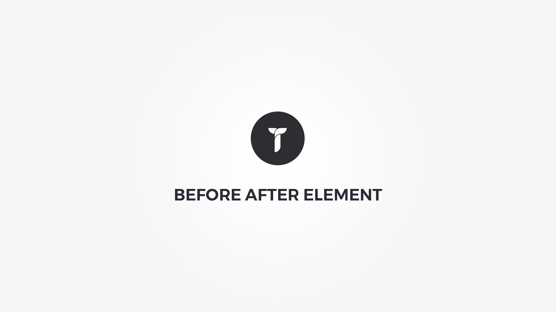 Creatus WordPress Theme Before After Element