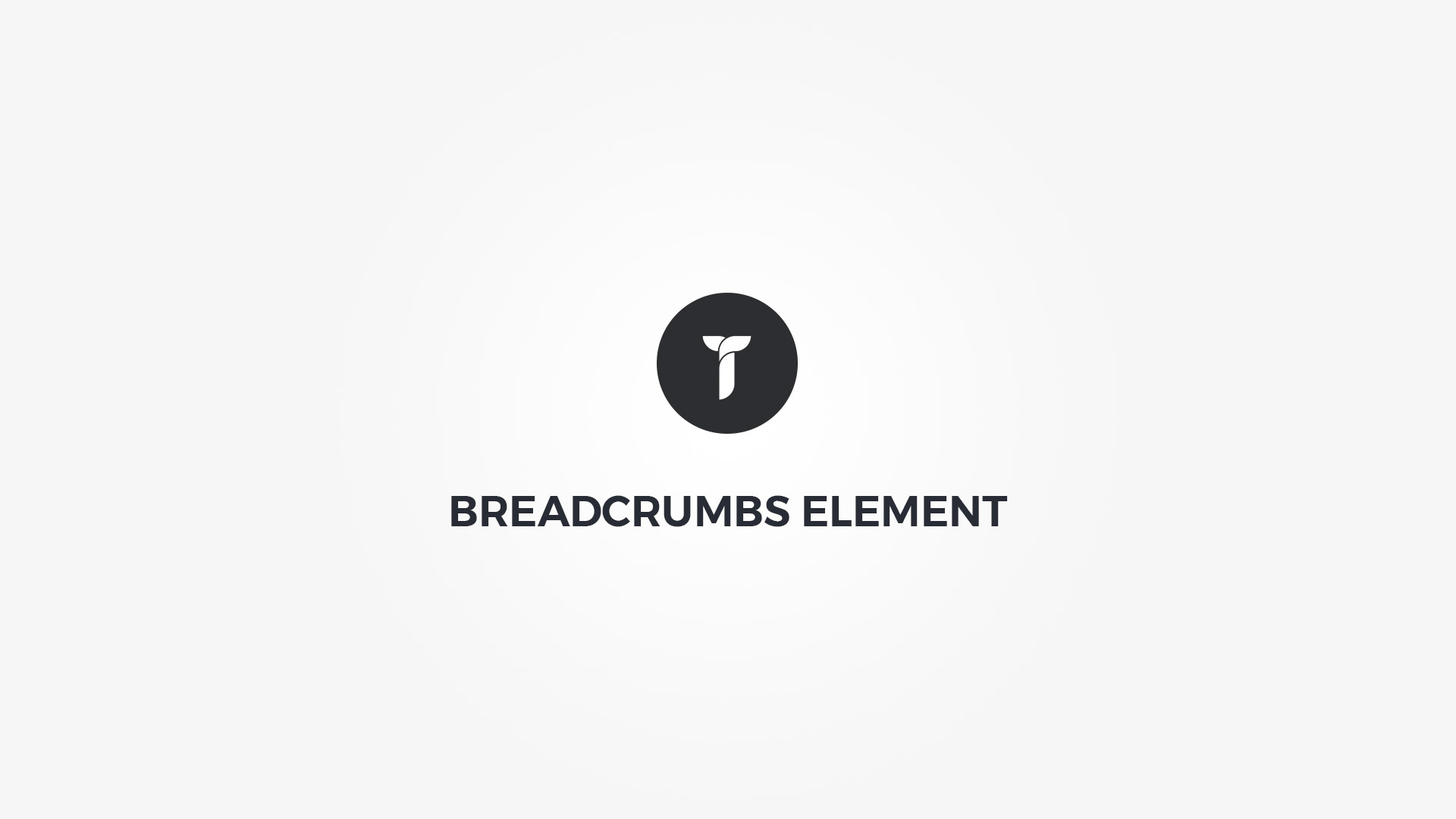 Creatus WordPress Theme Breadcrumbs Element