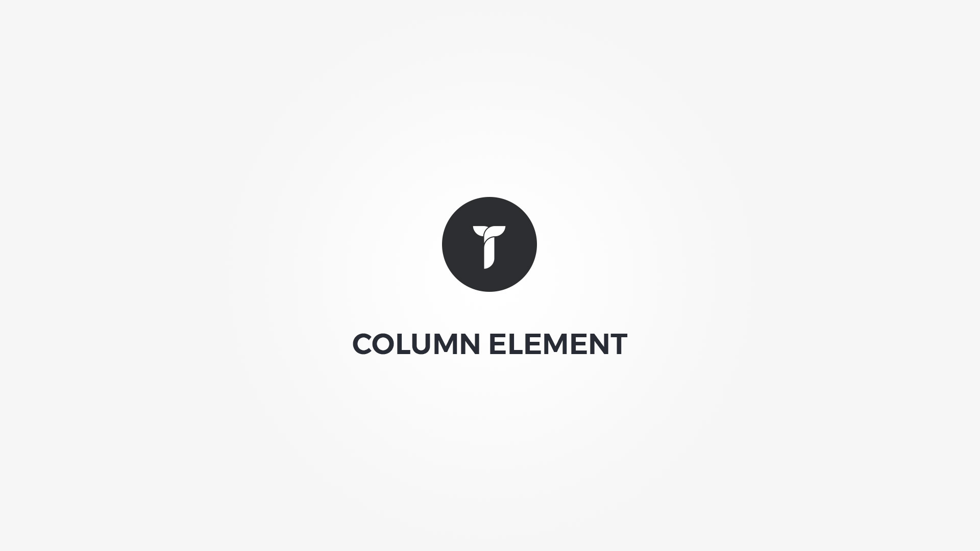 Creatus WordPress Theme Column Element