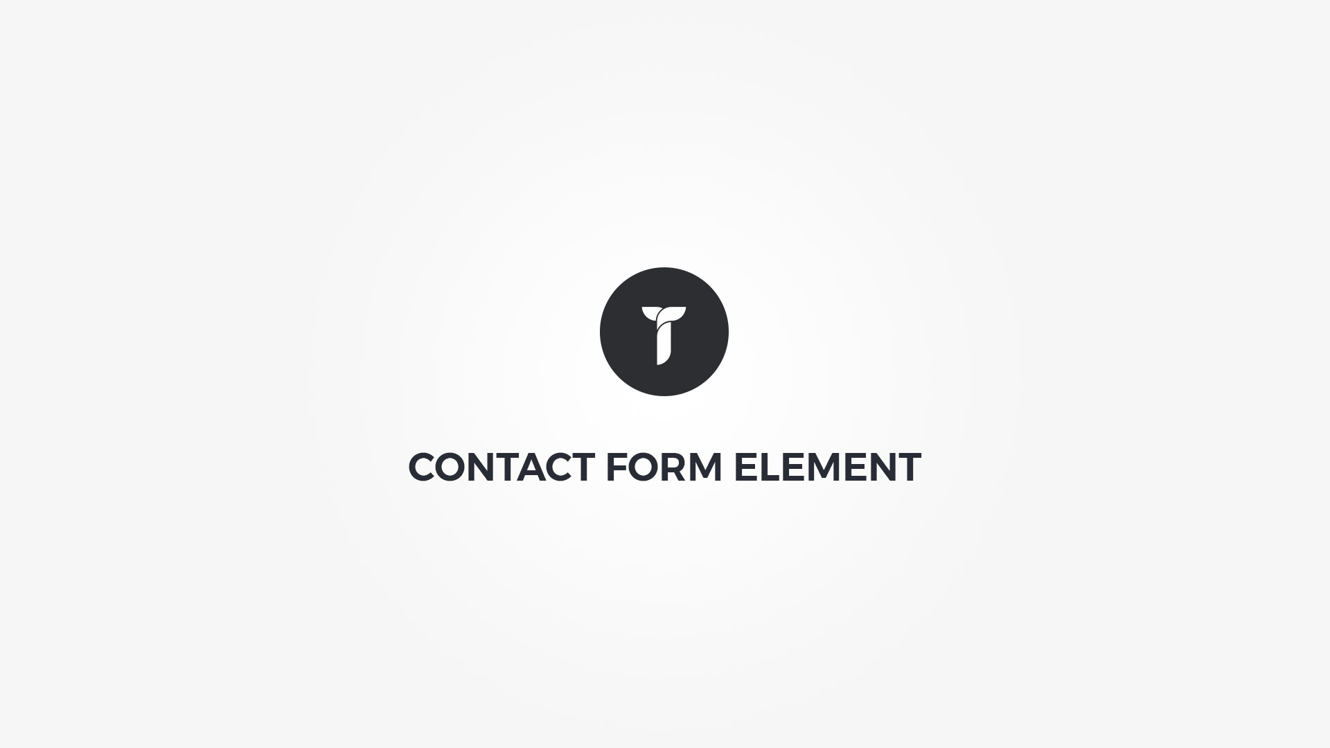 Creatus WordPress Theme Contact Form Element