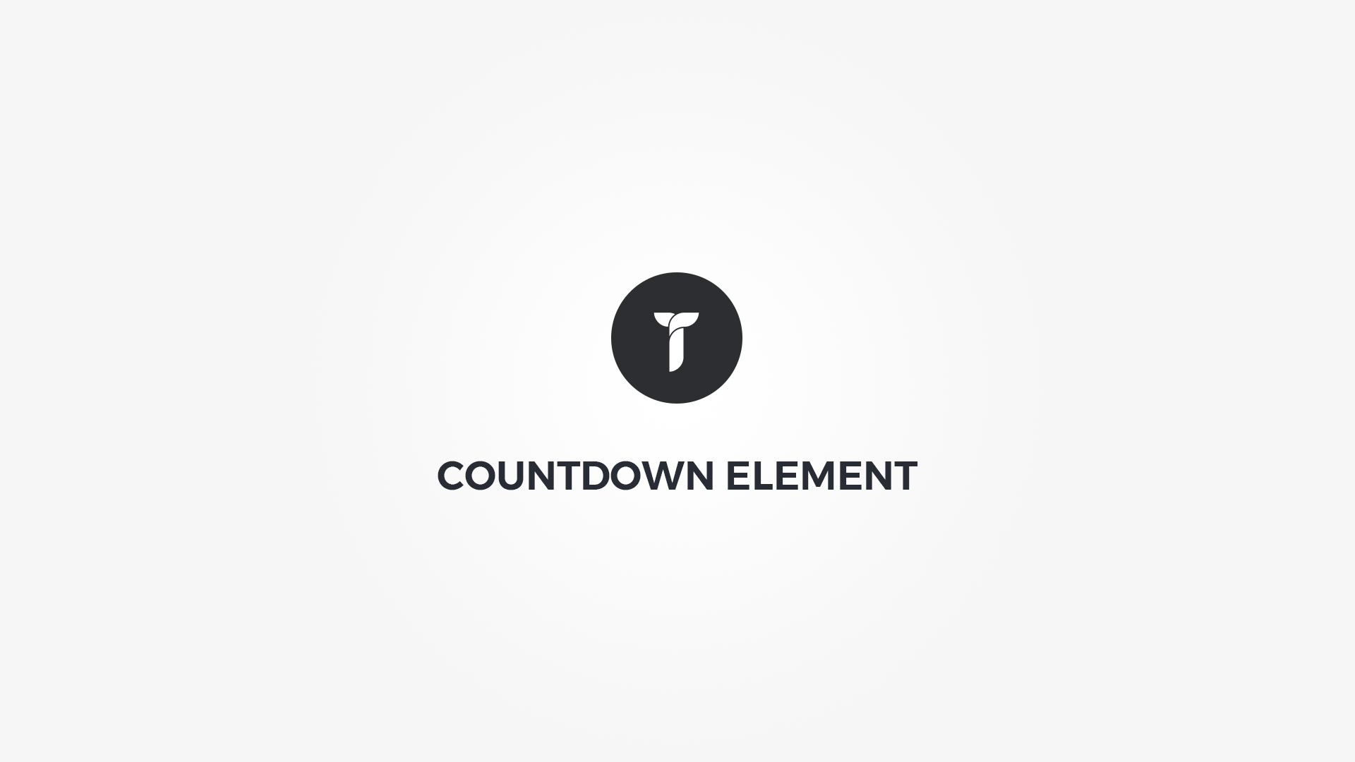 Creatus WordPress Theme Countdown Element