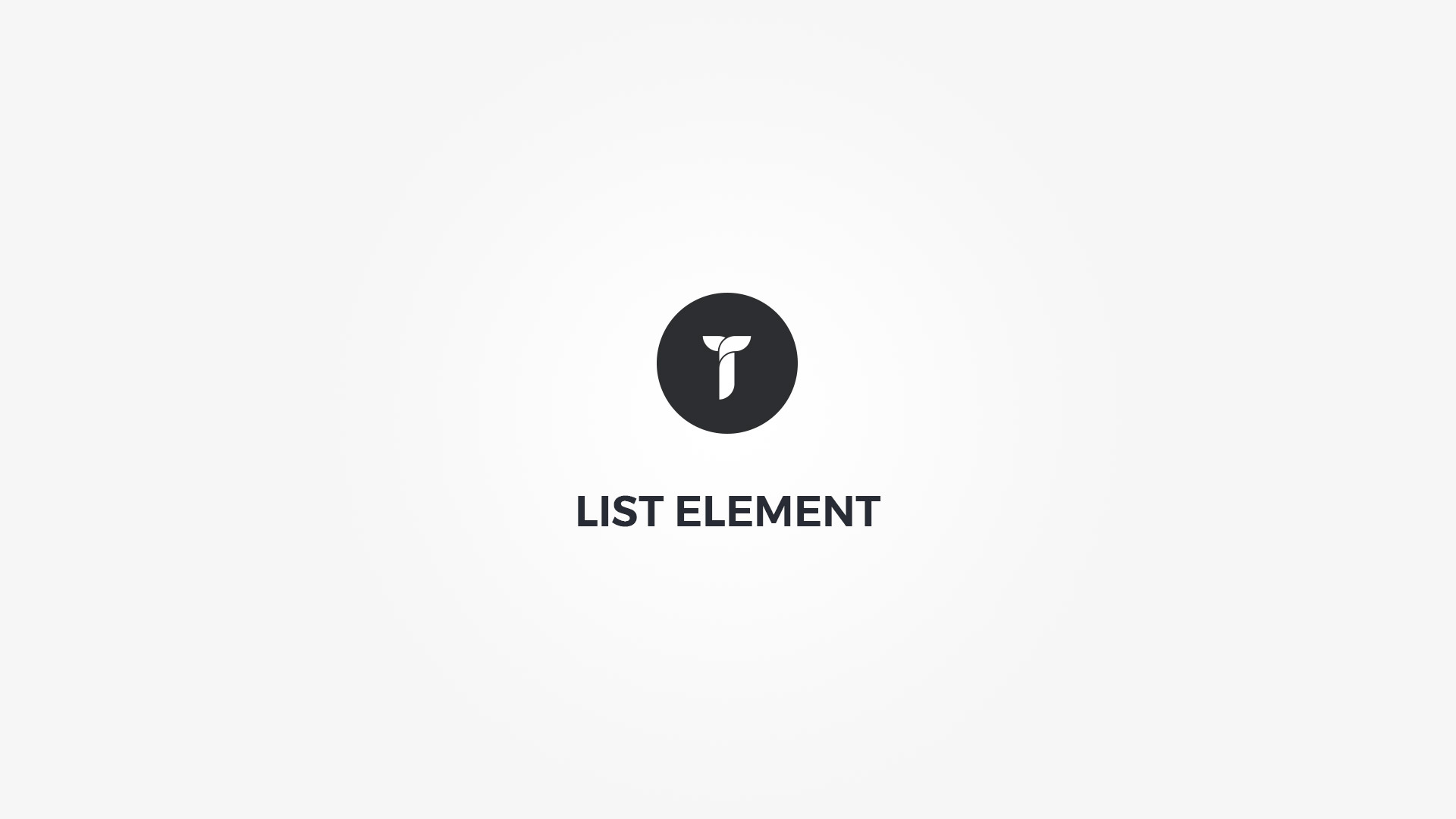 Creatus WordPress Theme List Element