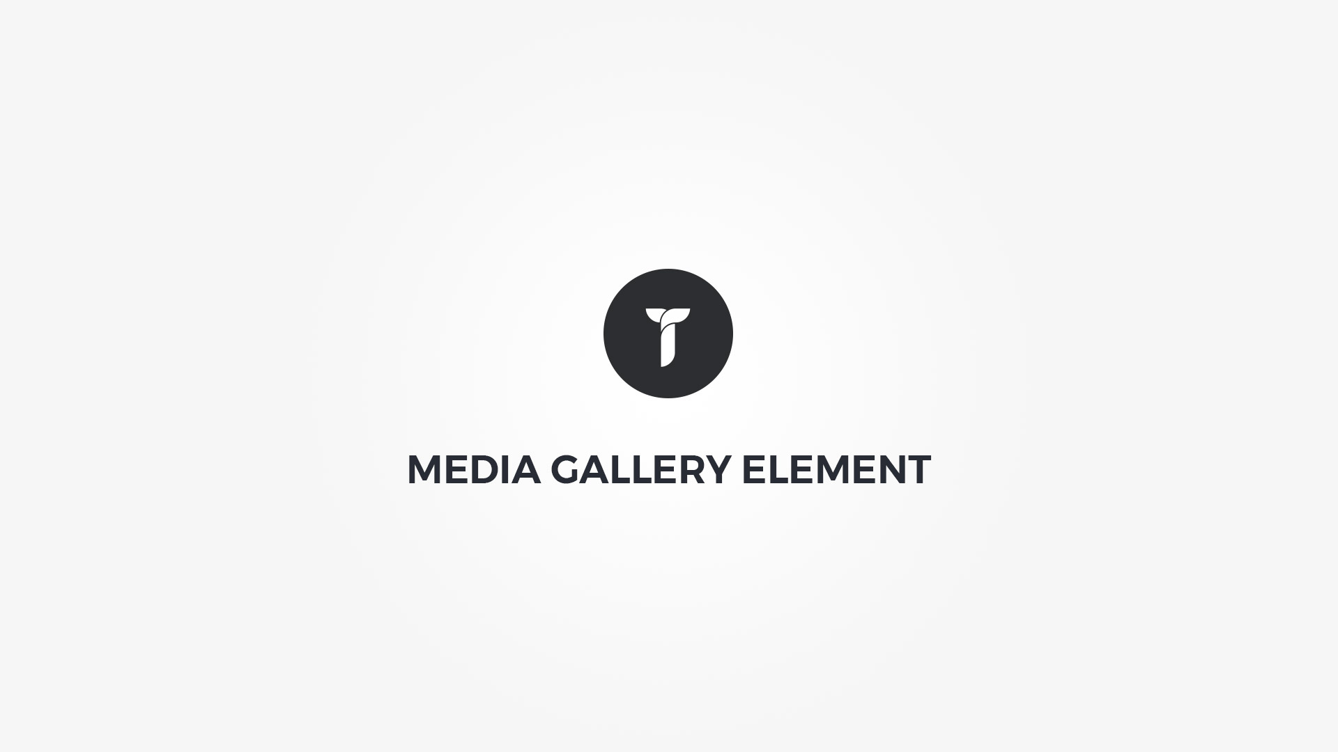 Creatus WordPress Theme Media Gallery Element