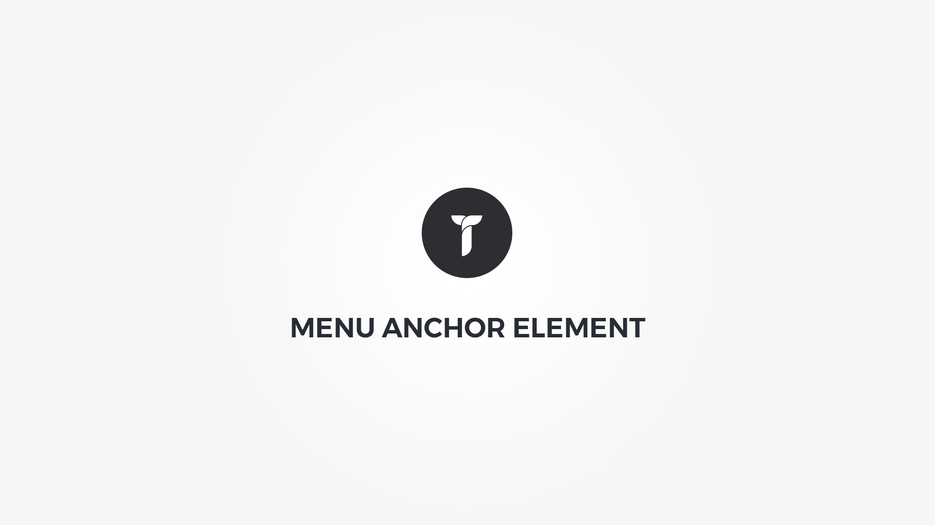 Creatus WordPress Theme Menu Anchor Element