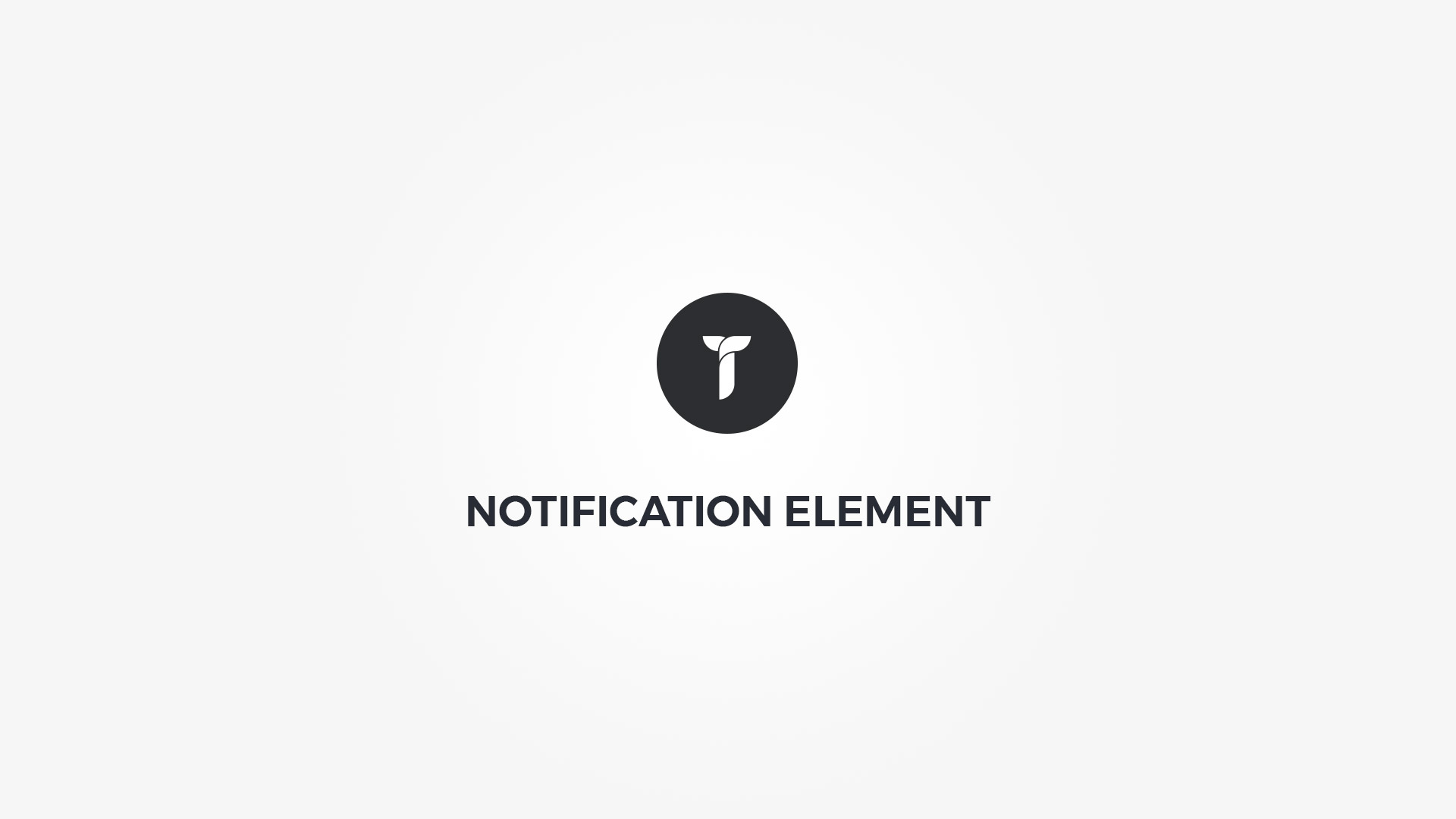 Creatus WordPress Theme Notification Element