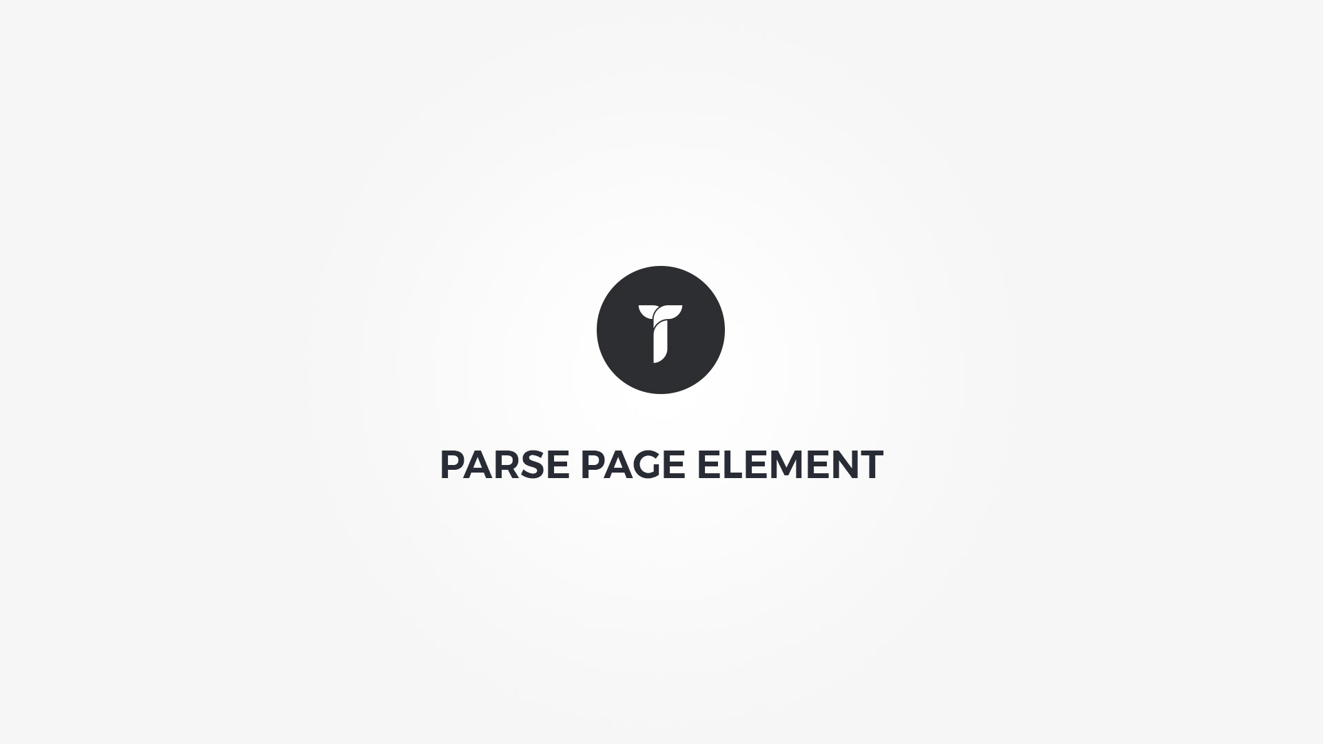 Creatus WordPress Theme Parse Page Element